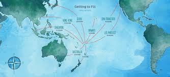 Bermuda On World Map by The Official Website Of Tourism Fiji