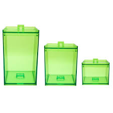 furniture green glass kitchen canister sets for kitchen