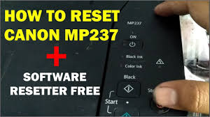 download reset canon mp280 free how to reset canon mp237absorber full free software resetter youtube