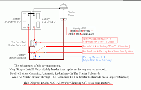 two battery wiring diagram wiring diagram simonand