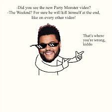 The Weeknd Memes - the weeknd new music video meme album on imgur