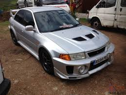 modified mitsubishi lancer 2000 mitsubishi lancer evolution spares or repairs