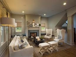 100 craftsman style homes interior living dark brown