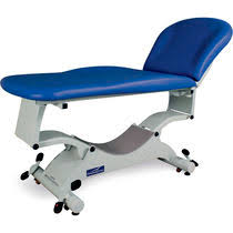 Ritter 204 Exam Table Gynecological Examination Table Electric Height Adjustable