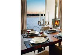 Restaurant Das Esszimmer Das Schwimmende Penthouse Bellevue