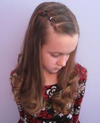 brunette easy hairstyles different quick and easy hairstyles for little girls hairzstyle