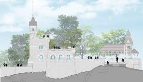 landmarks approves some changes to belvedere castle in central