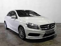 used 2013 mercedes benz a class a200 cdi blueefficiency amg sport
