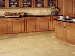 types of flooring for kitchen