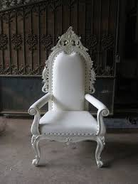 his and hers wedding chairs 2 brand new ankara throne chairs wedding his hers throne chair
