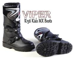 mx riding boots motorbike viper k156 kids mx boots boys u0026 girls motocross quad