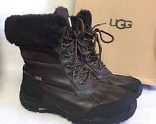 ugg s adirondack boots obsidian ugg adirondack boots ebay