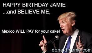 Jamie Meme - jamie donald trump meme