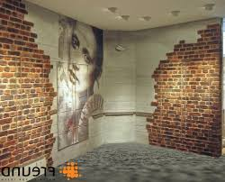 wand gestalten mit steinen wohndesign 2017 herrlich attraktive dekoration wande gestalten