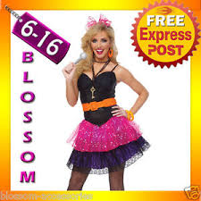 madonna costume j57 madonna 80s pop cyndi lauper fancy dress hens party
