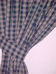 Country Plaid Valances Awesome Blue Plaid Curtains And 47 Best Plaid Country Curtains