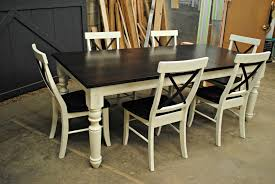 Cream Round Table And Chairs Round Country Dining Table And Chairs French Set Cream Decor