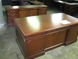 Warehouse Desks Desk Solid Wood Executive Office Desks Alternative Views