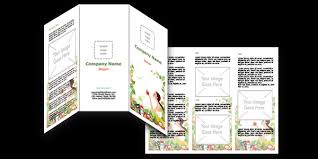 download free microsoft word salon and spa brochure templates