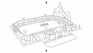 online shop 3d puzzle stadium model estadio das laranjeiras