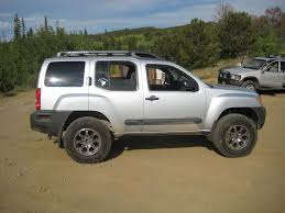 lifted nissan xterra tire lift picture thread second generation nissan xterra forums