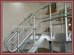 Buy Banister Galvanised Steel Stair Handrail Stanchions Buy Galvanised Steel