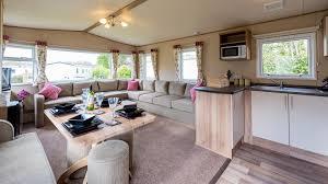 3 bedroomed caravan for hire in penzance sleeps 8