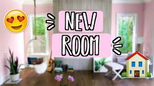 my new room painting my house pink alishamarievlogs youtube