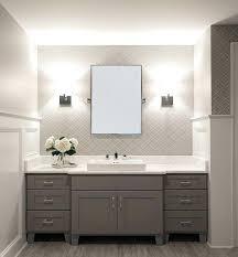 grey bathroom vanity cabinet grey bathroom vanity amazing bathroom for two with back to back