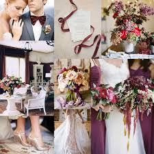 Plum Wedding Bordeaux And Plum Wedding Colors Elizabeth Anne Designs