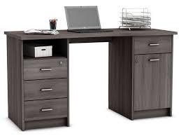 bureau gris pas cher bureau gris pas cher bureau design blanc eyebuy
