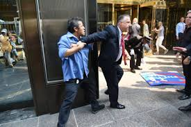 meet trump s feisty head of security who smacked protester ny