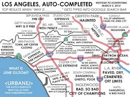 Live Search Maps Westside Los Angeles Auto Complete Map U2013 Urbane Map Store