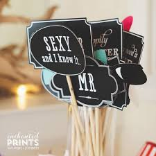 diy wedding photo booth instant printable diy photo booth props and signs for
