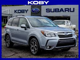 subaru forester awd certified pre owned 2015 subaru forester for sale mobile al vin