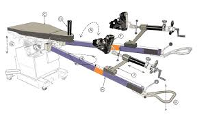 surgical table for anterior hip replacement hana table creates better outcomes for direct anterior approach of