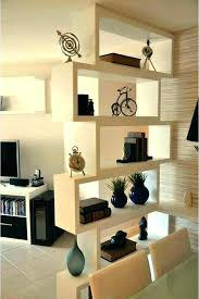 Half Wall Room Divider Ideas Awesome For Studio Apartment 6