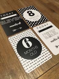 130 best vanda baby cards milestone cards designs images on