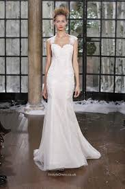 Wedding Dresses With Sleeves Uk Embroidery Appique Lace Cap Sleeves Sweethart Mermaid Wedding