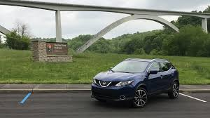 nissan crossover 2017 nissan rogue sport is the little crossover that could the drive