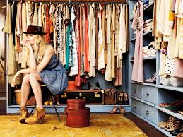 how to clean out your closet ootd magazine