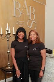 friends celebrate grand opening of babs luxury salon u0026 spa in