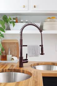 kitchen basin sinks installing butcher block counters with an undermount sink u2013 a