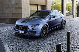 levante maserati interior the maserati levante gets a novitec esteso makeover