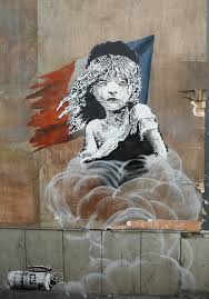 new banksy mural appears in central london business insider a new artwork by british artist banksy opposite the french embassy in london monday