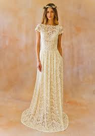 low back wedding dresses lace soft lace wedding dress with low