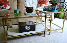 glass coffee table nest remember when i did this post about the ikea vittsjo coffee table