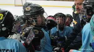 all girls youth hockey team hits the ice iberkshires com the