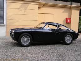 maserati a6gcs spyder coachbuild com zagato maserati a6g 2000 2106 1955