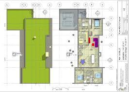 plan maison contemporaine plain pied 3 chambres plan maison 3 chambres plans interieur maison gratuit sur